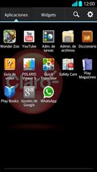 Configuración de Whatsapp - LG G2 - Passo 3