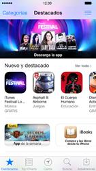 Crea una cuenta - Apple iPhone 5s - Passo 2