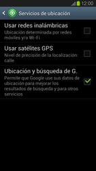 Uso de la navegación GPS - Samsung Galaxy S 3  GT - I9300 - Passo 6