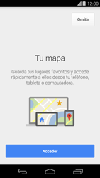 Uso de la navegación GPS - Motorola Moto X (2a Gen) - Passo 5