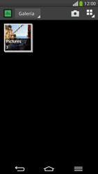 Transferir fotos vía Bluetooth - LG G Flex - Passo 4