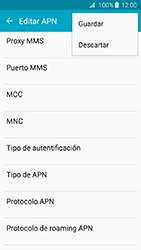 Configura el Internet - Samsung Galaxy J3 - J320 - Passo 15