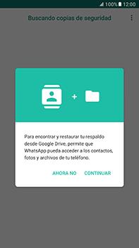 Configuración de Whatsapp - Samsung Galaxy A7 2017 - A720 - Passo 11