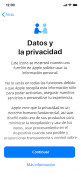 Activar el dispositivo con la función antirrobo - Apple iPhone 11 Pro - Passo 11