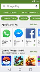 Instala las aplicaciones - LG G5 - Passo 4