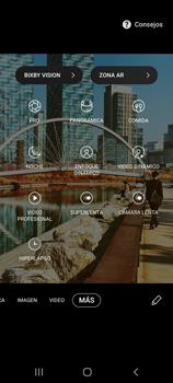 Cómo crear imágenes con la Zona AR - Samsung Galaxy S20 - Passo 6