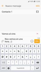 Envía fotos, videos y audio por mensaje de texto - Samsung Galaxy S7 - G930 - Passo 16