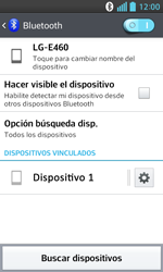Conecta con otro dispositivo Bluetooth - LG Optimus L5 II - Passo 9