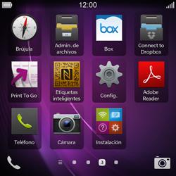 Restaura la configuración de fábrica - BlackBerry Q10 SQN100 – 1 - Passo 3