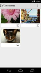Envía fotos, videos y audio por mensaje de texto - Motorola Moto G - Passo 13