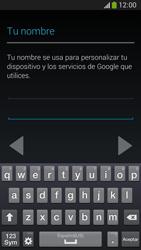 Crea una cuenta - Samsung Galaxy Zoom S4 - C105 - Passo 5