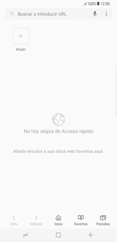 Limpieza de explorador - Samsung Galaxy S8+ - Passo 6