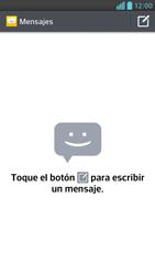 Envía fotos, videos y audio por mensaje de texto - LG Optimus G Pro Lite - Passo 3