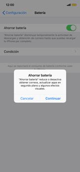 Modo de ahorro de batería - Apple iPhone XS Max - Passo 4