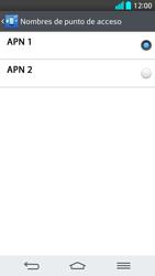 Configura el Internet - LG G2 - Passo 17
