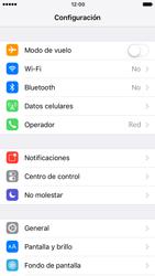 Centro de Control - Apple iPhone 7 - Passo 3