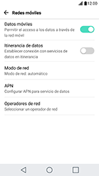 Configura el Internet - LG X Cam - Passo 6