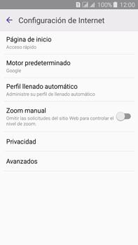 Configura el Internet - Samsung Galaxy J7 - J700 - Passo 24