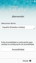 Activa el equipo - Samsung Galaxy A5 - A500M - Passo 4
