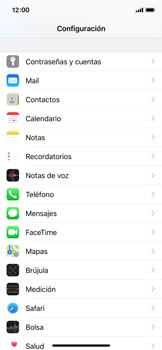 Cómo realizar una copia de seguridad o restaurar contactos - Apple iPhone 11 Pro - Passo 5
