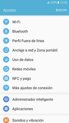 Configura el Internet - Samsung Galaxy S7 - G930 - Passo 4