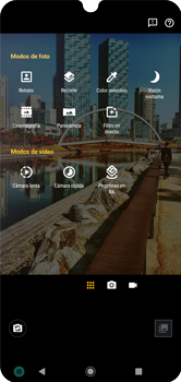 Opciones de la cámara - Motorola Moto G8 Plus (Dual SIM) - Passo 6