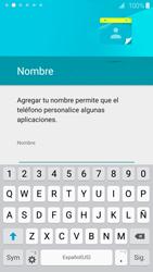 Activa el equipo - Samsung Galaxy S6 - G920 - Passo 8