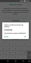 Configuración de Whatsapp - Huawei Y5 2018 - Passo 9