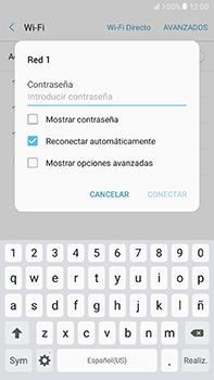 Configura el WiFi - Samsung Galaxy A7 2017 - A720 - Passo 8