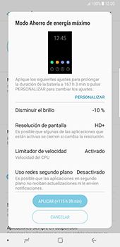 Modo de ahorro de batería - Samsung Galaxy Note 8 - Passo 6