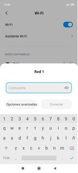 Configura el WiFi - Xiaomi Redmi Note 9 Pro - Passo 7