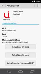 Actualiza el software del equipo - Huawei Ascend P6 - Passo 7