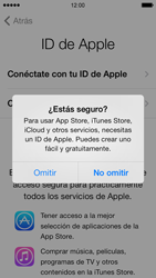 Activa el equipo - Apple iPhone 5s - Passo 11