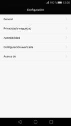 Configura el Internet - Huawei P8 - Passo 19
