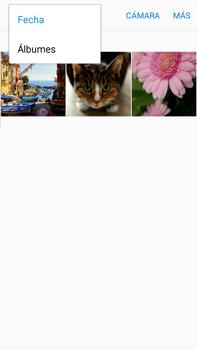 Envía fotos, videos y audio por mensaje de texto - Samsung Galaxy J7 - J700 - Passo 20