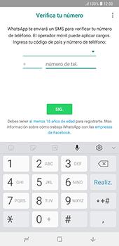 Configuración de Whatsapp - Samsung A7 2018 - Passo 5