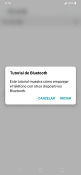 Conecta con otro dispositivo Bluetooth - LG K40S - Passo 4