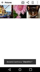 Transferir fotos vía Bluetooth - LG X Power - Passo 11