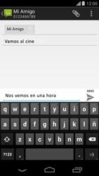 Envía fotos, videos y audio por mensaje de texto - Motorola Moto G - Passo 10