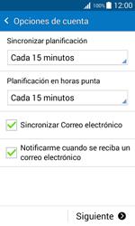 Configura tu correo electrónico - Samsung Galaxy J1 - J100 - Passo 19