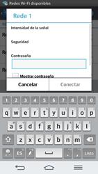 Configura el WiFi - LG G2 - Passo 7
