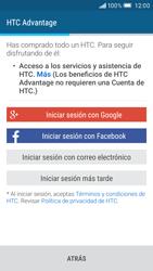Activa el equipo - HTC One M9 - Passo 14