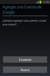 Crea una cuenta - Samsung Galaxy Fame GT - S6810 - Passo 3