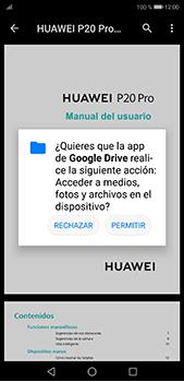 Descargar contenido de la nube - Huawei P20 Pro - Passo 9