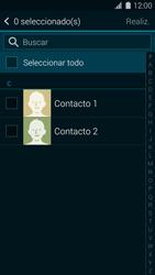 ¿Tu equipo puede copiar contactos a la SIM card? - Samsung Galaxy S5 - G900F - Passo 9