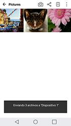 Transferir fotos vía Bluetooth - LG G5 SE - Passo 11