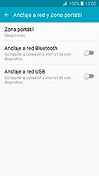 Configura el hotspot móvil - Samsung Galaxy J3 - J320 - Passo 5