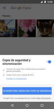 Transferir fotos vía Bluetooth - Motorola Moto G6 Plus - Passo 4