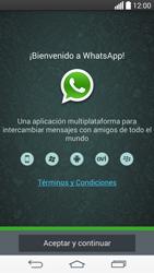 Configuración de Whatsapp - LG G3 D855 - Passo 4