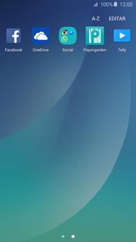 Configuración de Whatsapp - Samsung Galaxy Note 5 - N920 - Passo 3